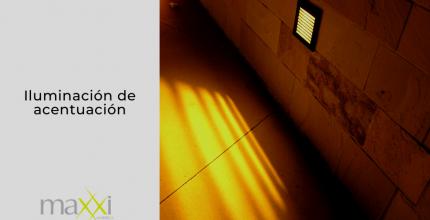 Iluminación de acentuación