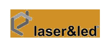 laser y led